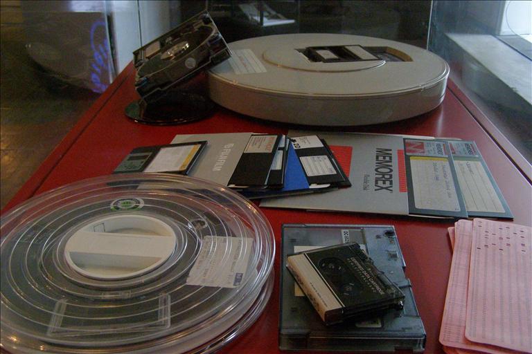 Floopy disks